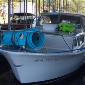 1969 31' Chris Craft Commander